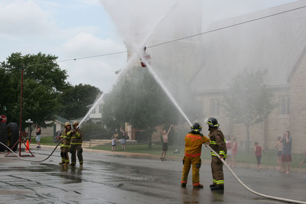 Local Firefighters
